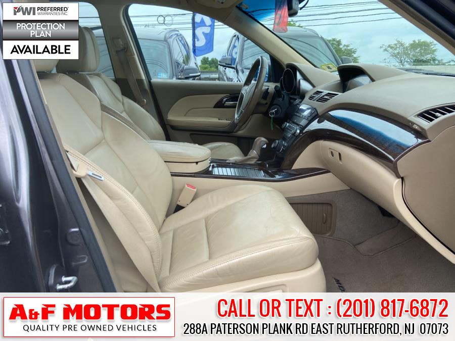 Used Acura MDX AWD 4dr Technology Pkg 2010   A&F Motors LLC. East Rutherford, New Jersey