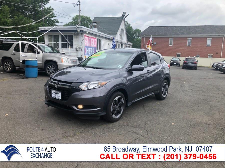 Used Honda HR-V EX AWD CVT 2018   Route 4 Auto Exchange. Elmwood Park, New Jersey