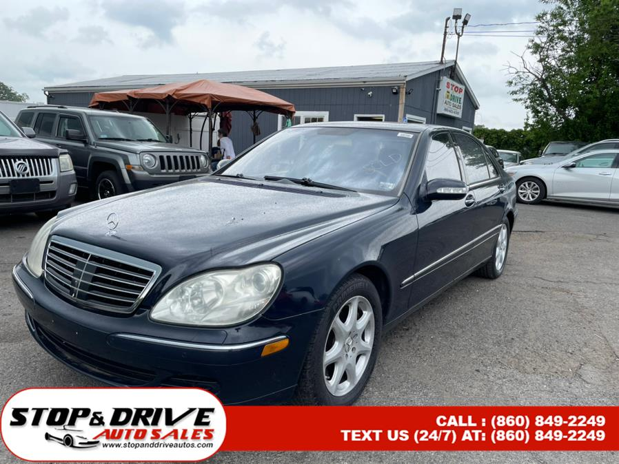 Used 2006 Mercedes-Benz S-Class in East Windsor, Connecticut | Stop & Drive Auto Sales. East Windsor, Connecticut