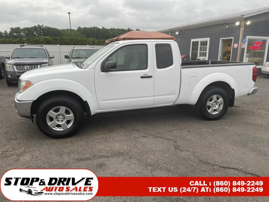 Used Nissan Frontier 4WD King Cab Auto SE 2008   Stop & Drive Auto Sales. East Windsor, Connecticut