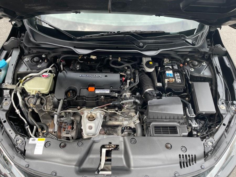 Used Honda Civic Sedan 4dr CVT EX 2016   DZ Automall. Paterson, New Jersey