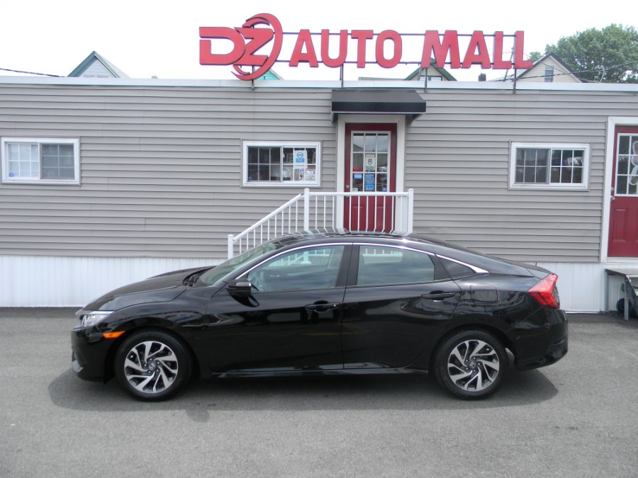 Used 2016 Honda Civic Sedan in Paterson, New Jersey | DZ Automall. Paterson, New Jersey