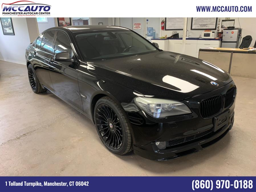 Used BMW 7 Series 4dr Sdn 750i RWD 2012 | Manchester Autocar Center. Manchester, Connecticut