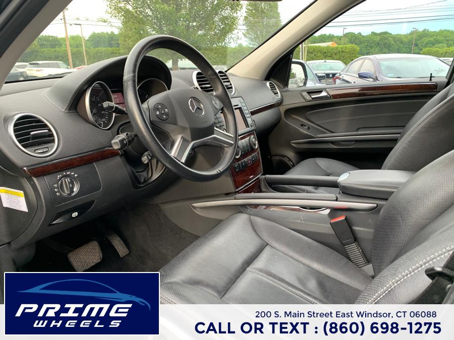 Used Mercedes-Benz GL-Class 4MATIC 4dr 5.5L 2009 | Prime Wheels. East Windsor, Connecticut