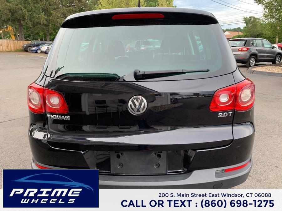 Used Volkswagen Tiguan 2WD 4dr SEL 2011 | Prime Wheels. East Windsor, Connecticut