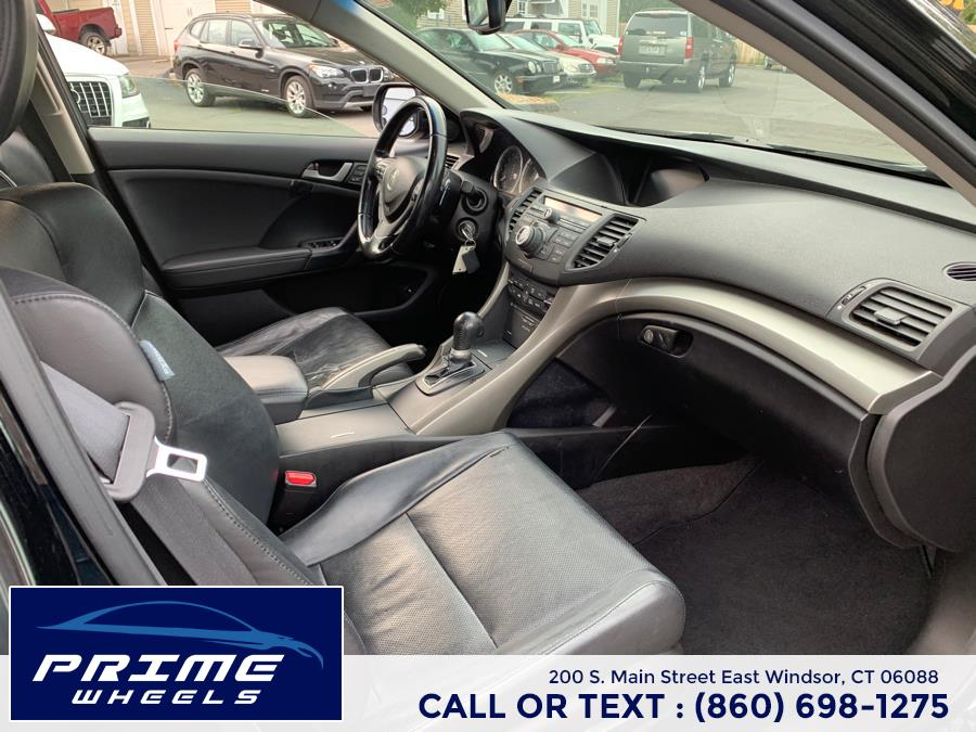 Used Acura TSX 4dr Sdn I4 Auto 2010 | Prime Wheels. East Windsor, Connecticut