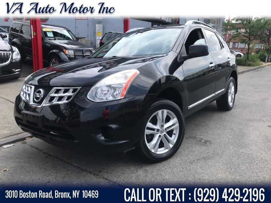 Used 2012 Nissan Rogue in Bronx, New York | VA Auto Motor Inc. Bronx, New York