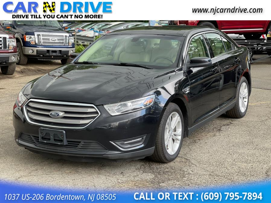 Used Ford Taurus SEL FWD 2017 | Car N Drive. Bordentown, New Jersey