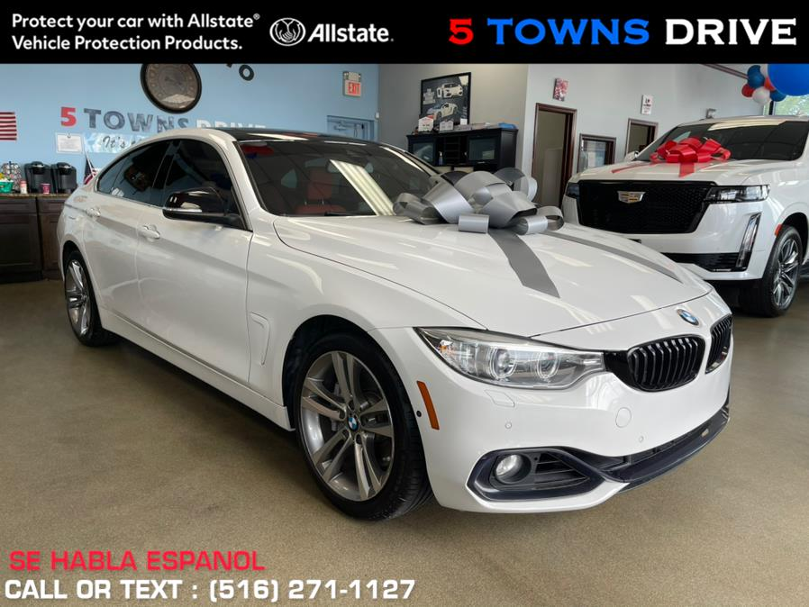 Used BMW 4 Series 440i xDrive Gran Coupe 2017 | 5 Towns Drive. Inwood, New York