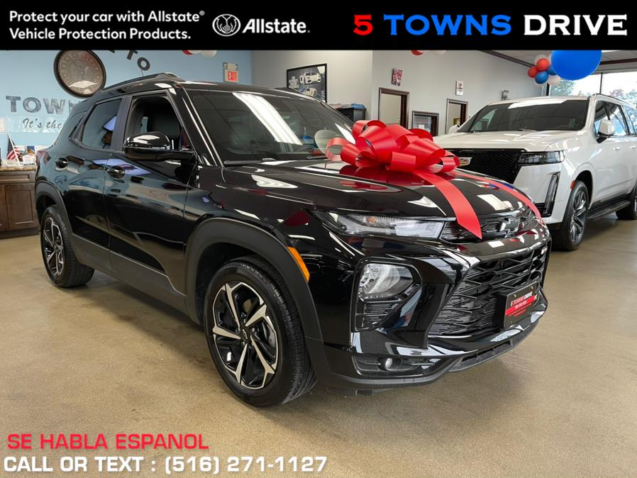 Used Chevrolet Trailblazer FWD 4dr RS 2021   5 Towns Drive. Inwood, New York