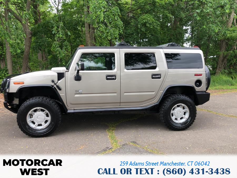 Used HUMMER H2 4dr Wgn 2004   Motorcar West. Manchester, Connecticut