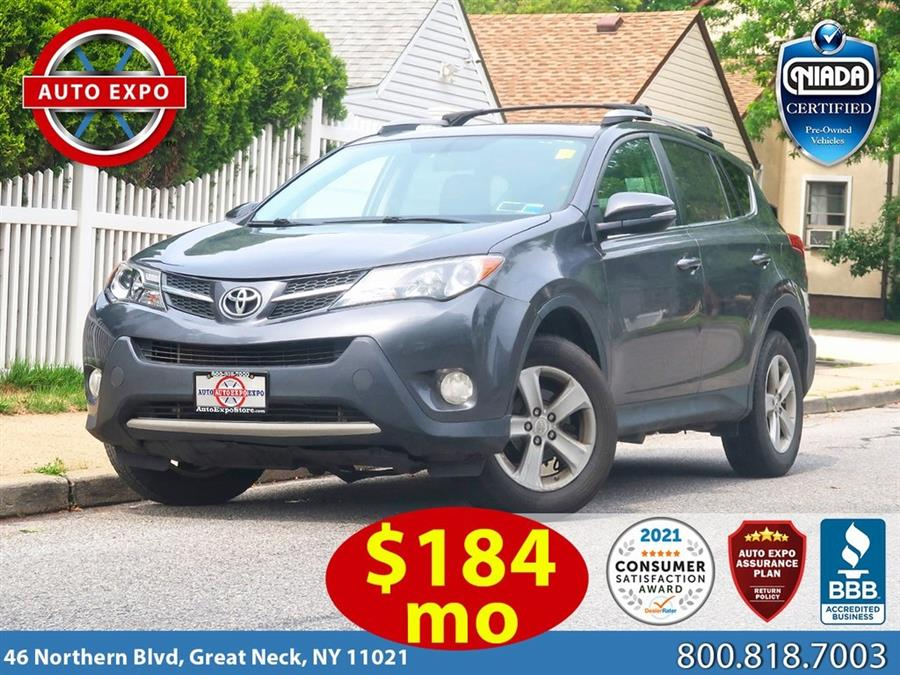Used 2014 Toyota Rav4 in Great Neck, New York | Auto Expo Ent Inc.. Great Neck, New York