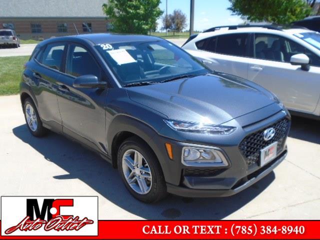 Used 2020 Hyundai Kona in Colby, Kansas | M C Auto Outlet Inc. Colby, Kansas