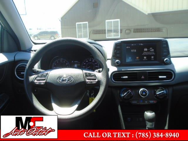 Used Hyundai Kona SE Auto AWD 2020 | M C Auto Outlet Inc. Colby, Kansas