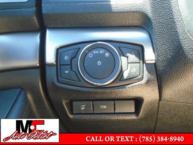 Used Ford Explorer XLT 4WD 2018   M C Auto Outlet Inc. Colby, Kansas