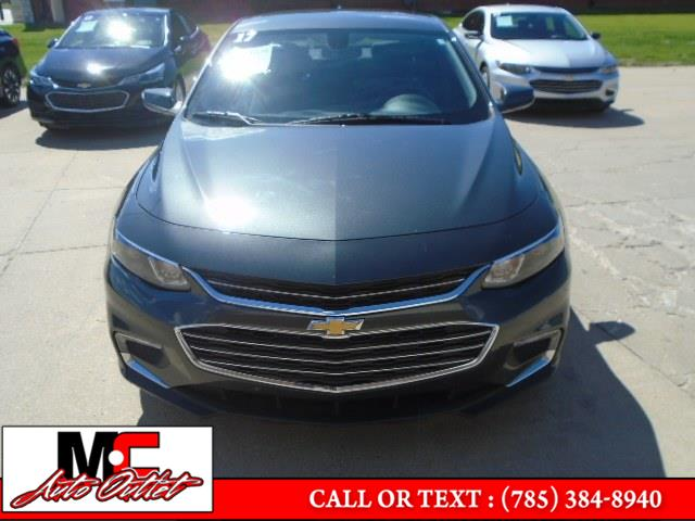 Used Chevrolet Malibu 4dr Sdn LT w/1LT 2017 | M C Auto Outlet Inc. Colby, Kansas
