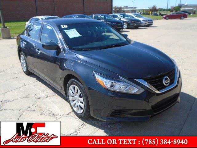 Used 2018 Nissan Altima in Colby, Kansas | M C Auto Outlet Inc. Colby, Kansas
