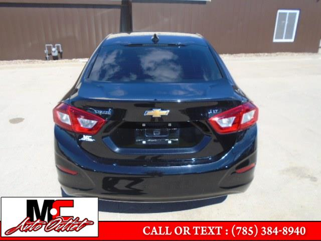 Used Chevrolet Cruze 4dr Sdn Auto LT 2017 | M C Auto Outlet Inc. Colby, Kansas