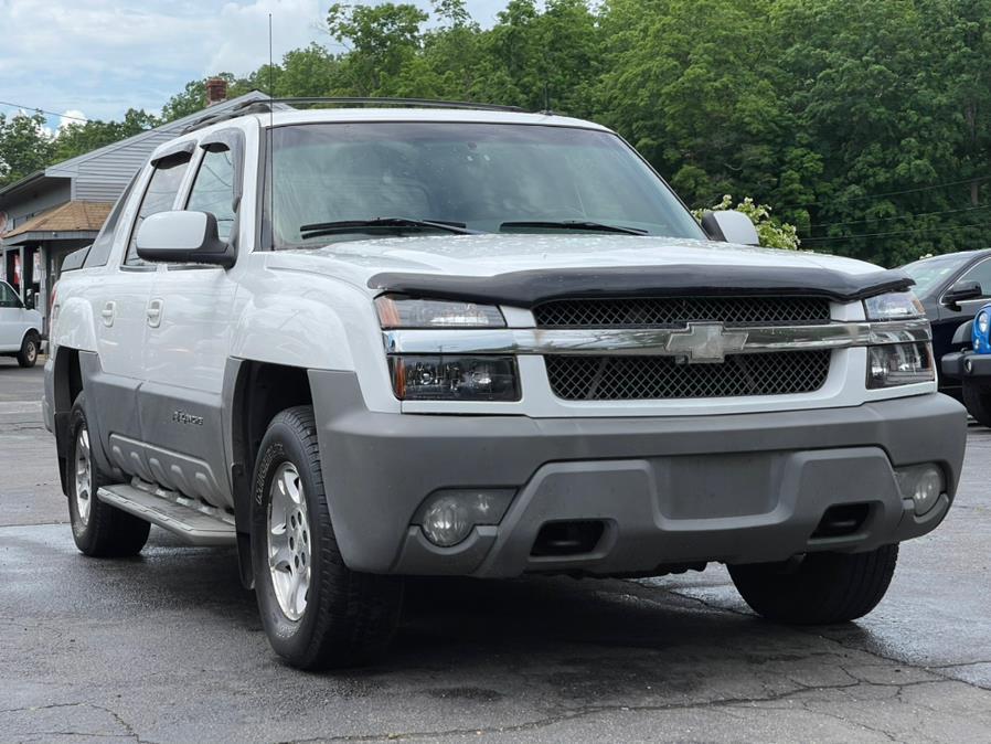 "Used Chevrolet Avalanche 1500 5dr Crew Cab 130"" WB 4WD 2002   Lava Motors 2 Inc. Canton, Connecticut"