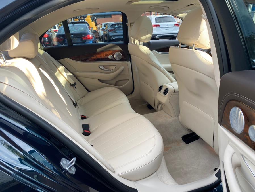 Used Mercedes-Benz E-Class E 300 4MATIC Sedan 2018 | Sunrise Autoland. Jamaica, New York