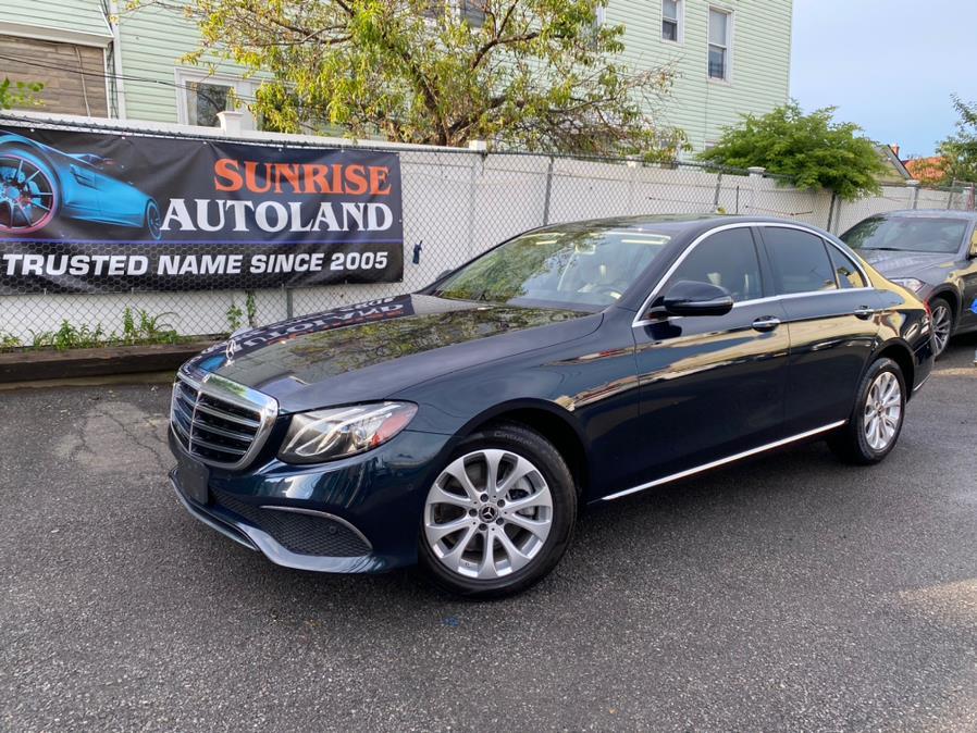 Used 2018 Mercedes-Benz E-Class in Jamaica, New York | Sunrise Autoland. Jamaica, New York