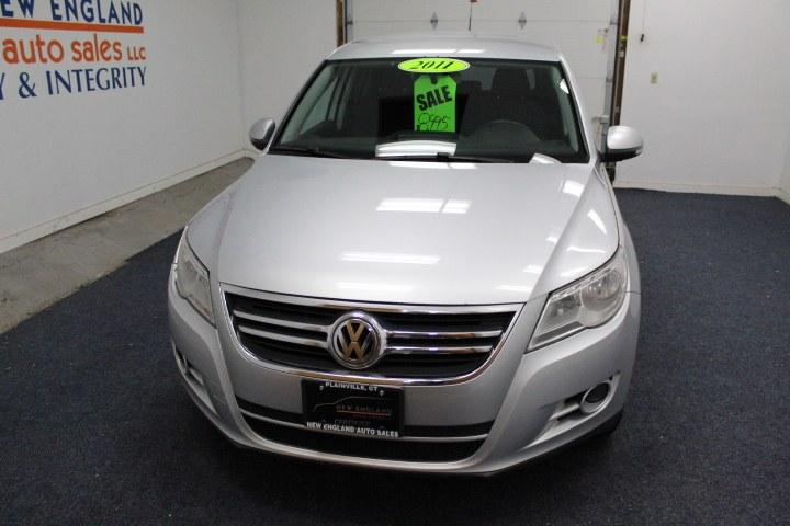Used Volkswagen Tiguan 4WD 4dr SE 4Motion 2011   New England Auto Sales LLC. Plainville, Connecticut