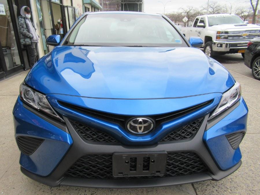 Used Toyota Camry XSE Auto (Natl) 2019   Pepmore Auto Sales Inc.. Woodside, New York