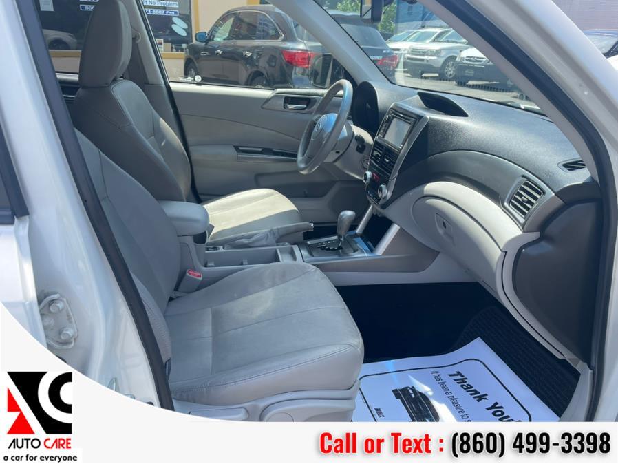 Used Subaru Forester 4dr Auto 2.5X Touring 2012 | Auto Care Motors. Vernon , Connecticut