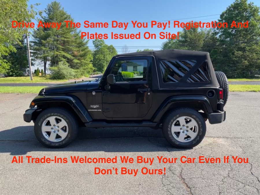 Used 2007 Jeep Wrangler in Plainville, Connecticut | Farmington Auto Park LLC. Plainville, Connecticut