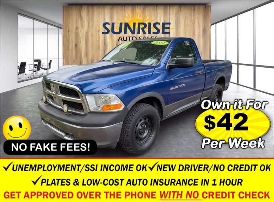 Used 2011 Ram 1500 in Rosedale, New York | Sunrise Auto Sales. Rosedale, New York