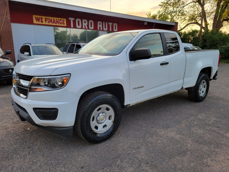 """Used Chevrolet Colorado 2WD Ext Cab 128.3"""" 2015 
