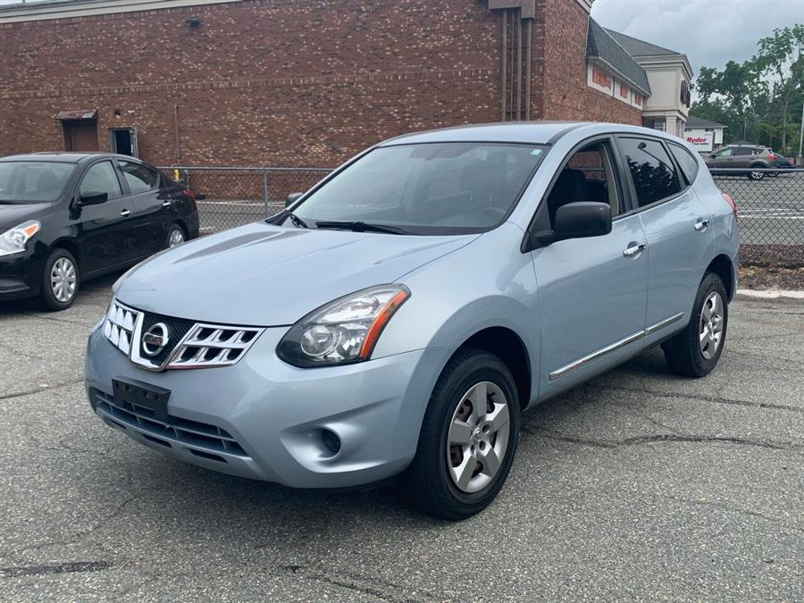 Used Nissan Rogue Select S AWD 4dr Crossover 2014 | Ludlow Auto Sales. Ludlow, Massachusetts