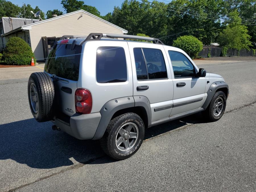 Used Jeep Liberty 4dr Renegade 4WD 2006 | New Beginning Auto Service Inc . Ashland , Massachusetts