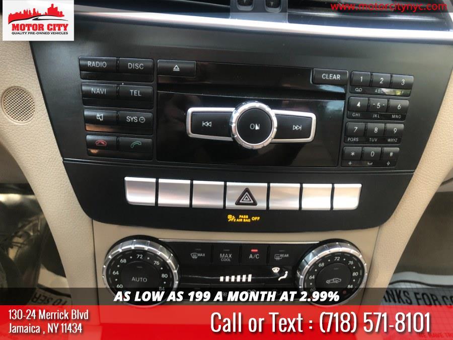 Used Mercedes-Benz C-Class 4dr Sdn C250 Sport RWD 2013   Motor City. Jamaica, New York