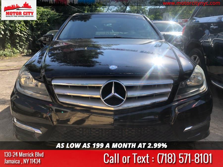 Used 2013 Mercedes-Benz C-Class in Jamaica, New York | Motor City. Jamaica, New York