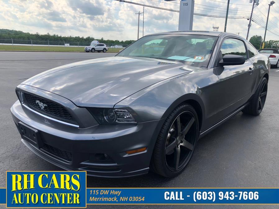Used Ford Mustang V6 Premium 2014 | RH Cars LLC. Merrimack, New Hampshire