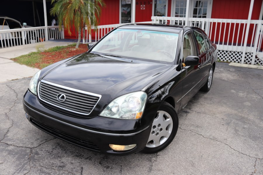 Used 2003 Lexus LS 430 in Winter Park, Florida | Rahib Motors. Winter Park, Florida