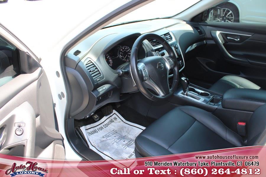 Used Nissan Altima 2.5 SV Sedan 2018   Auto House of Luxury. Plantsville, Connecticut