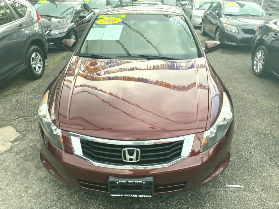 Used Honda Accord Sdn 4dr I4 Auto EX 2008 | Middle Village Motors . Middle Village, New York