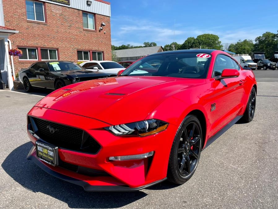 Used Ford Mustang GT Fastback 2018 | Mike And Tony Auto Sales, Inc. South Windsor, Connecticut
