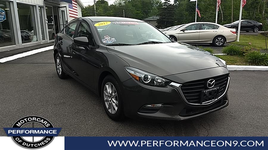 Used 2017 Mazda Mazda3 4-Door in Wappingers Falls, New York | Performance Motorcars Inc. Wappingers Falls, New York
