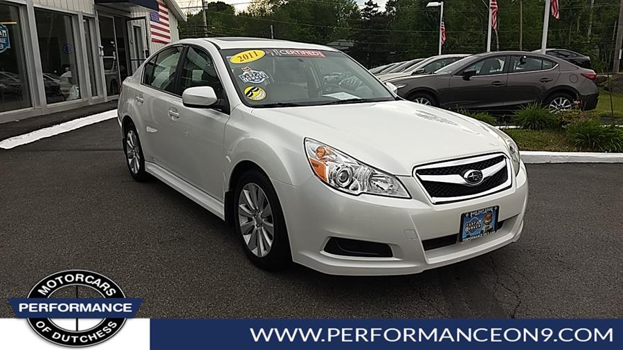 Used 2011 Subaru Legacy in Wappingers Falls, New York | Performance Motorcars Inc. Wappingers Falls, New York