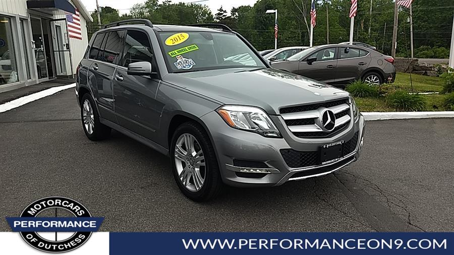 Used 2015 Mercedes-Benz GLK-Class in Wappingers Falls, New York | Performance Motorcars Inc. Wappingers Falls, New York