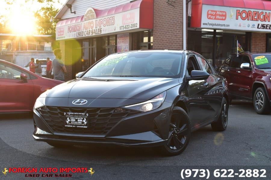 Used 2021 Hyundai Elantra in Irvington, New Jersey   Foreign Auto Imports. Irvington, New Jersey