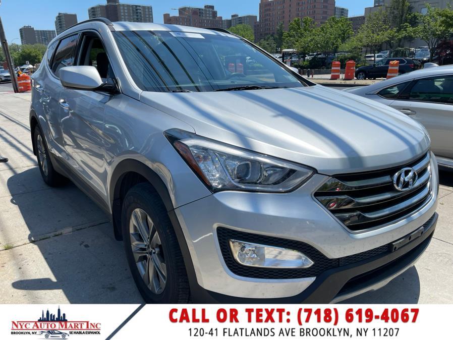 Used Hyundai Santa Fe Sport AWD 4dr 2.4 2016   NYC Automart Inc. Brooklyn, New York