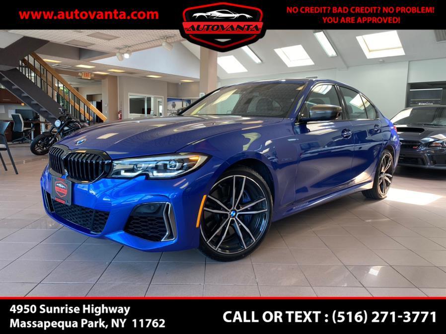Used 2020 BMW 3 Series in Massapequa Park, New York | Autovanta. Massapequa Park, New York