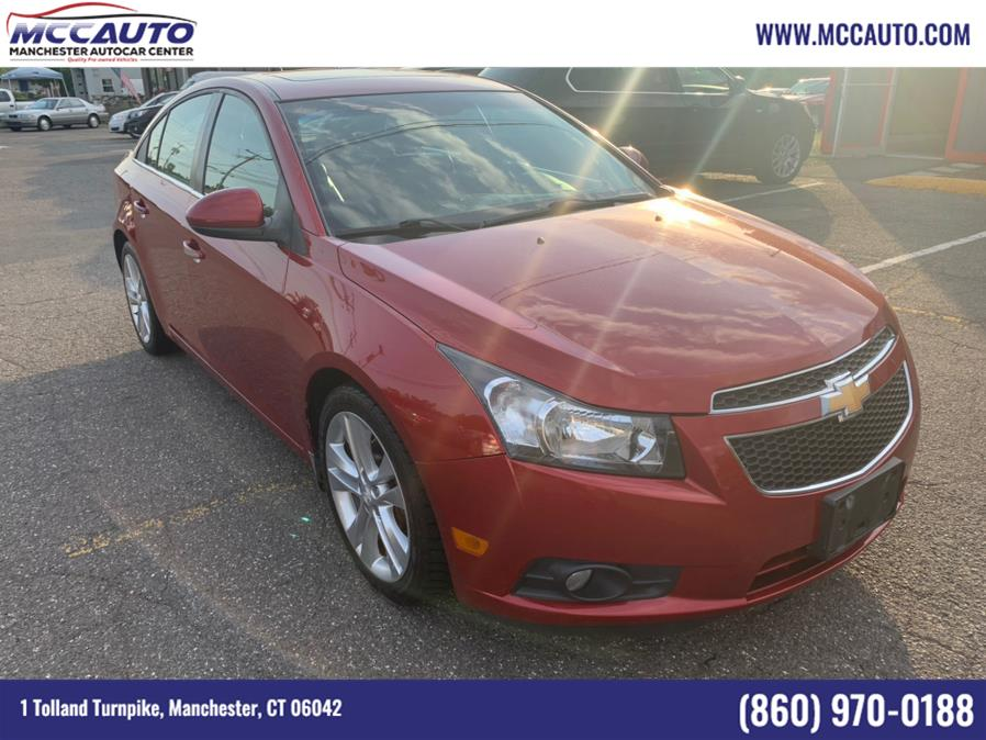 Used 2012 Chevrolet Cruze in Manchester, Connecticut | Manchester Autocar Center. Manchester, Connecticut