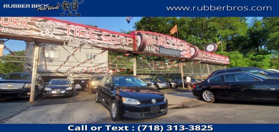 Used Volkswagen Jetta Sedan 4dr Auto 2011 | Rubber Bros Auto World. Brooklyn, New York