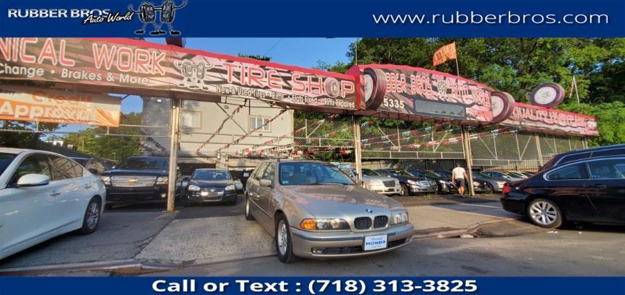 Used BMW 5 Series 528IAT 4dr Wgn Auto 1999 | Rubber Bros Auto World. Brooklyn, New York