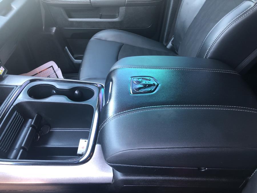 "Used Ram 1500 Rebel 4x4 Crew Cab 5''7"" Box 2018   Auto Haus of Irvington Corp. Irvington , New Jersey"
